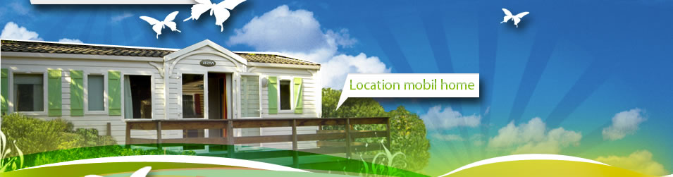Location de mobilhome Fluri
